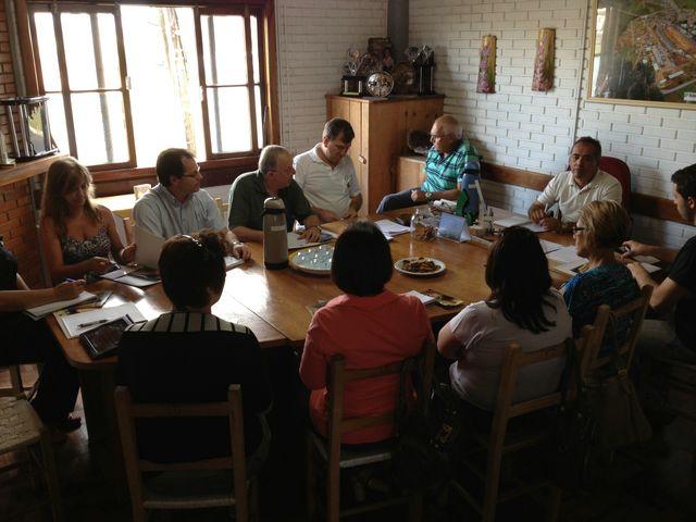 Patronagem intensifica preparativos para o  III Encontro Cultural e Campeiro