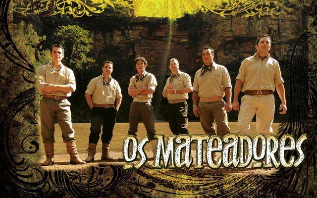 Grupo Os Mateadores será uma das atrações artísticas do III Encontro Cultural e Campeiro