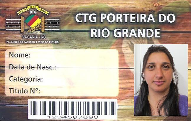Sócios devem comparecer no CTG para fazer recadastramento