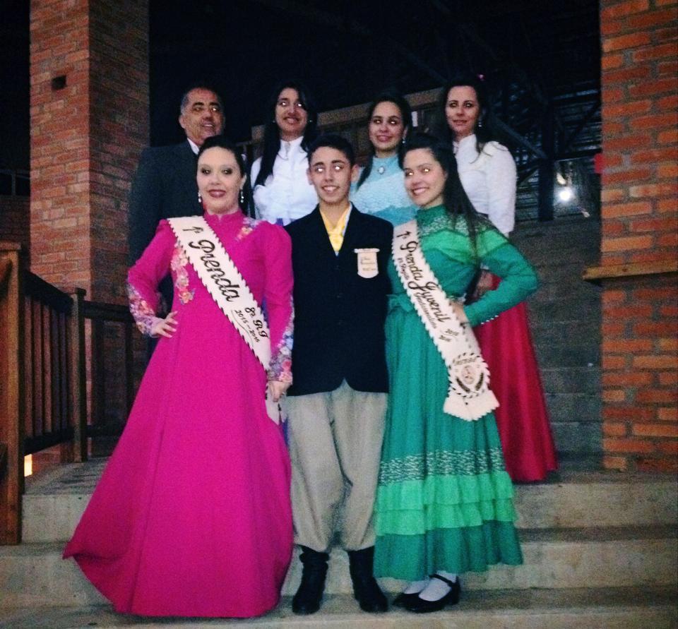 Representantes do Porteira vencem concurso da 8ª Região