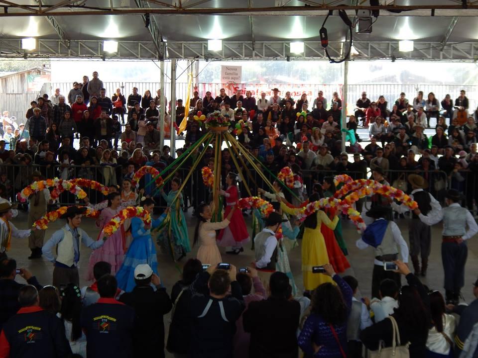 CTG Porteira do Rio Grande se destaca no Rodeio de Canoas