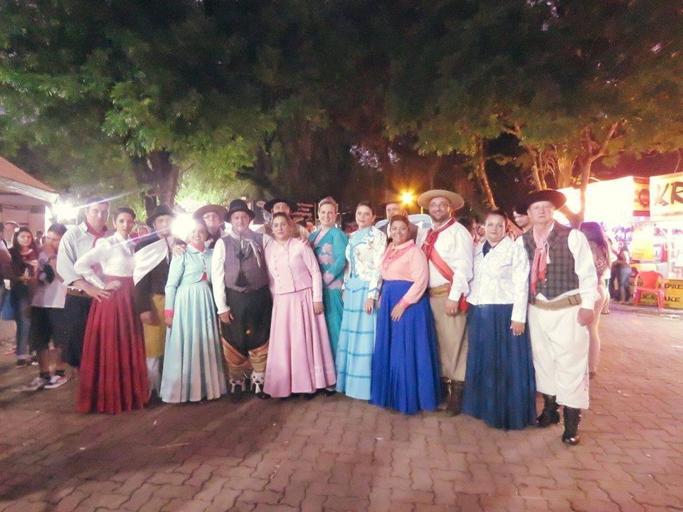 Invernadas Mirim, Juvenil e Veterana vencem 1ª etapa do Festival Nacional da Cultura Gaúcha