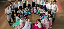 Inscrições abertas para a Escolinha de Danças Tradicionais do Porteira