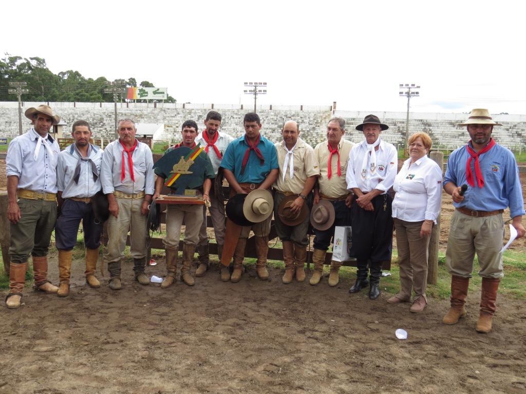 CTG Porteira do Rio Grande realiza Troféu Biriva