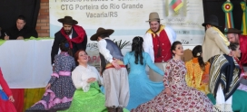 CTG Porteira do Rio Grande recebe a 4ª etapa do FNCG