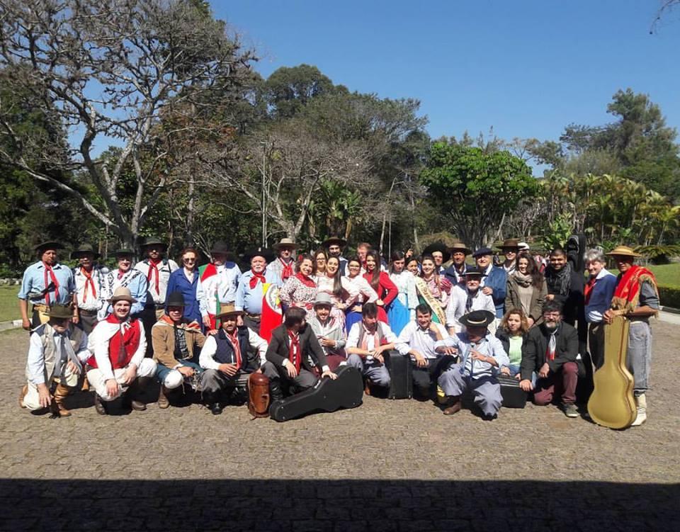 CTG Porteira do Rio Grande participa de encontro em São Paulo