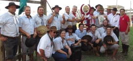 Recordando o Passado e Cabanha Herança Xucra vencem o Campeonato de Laço