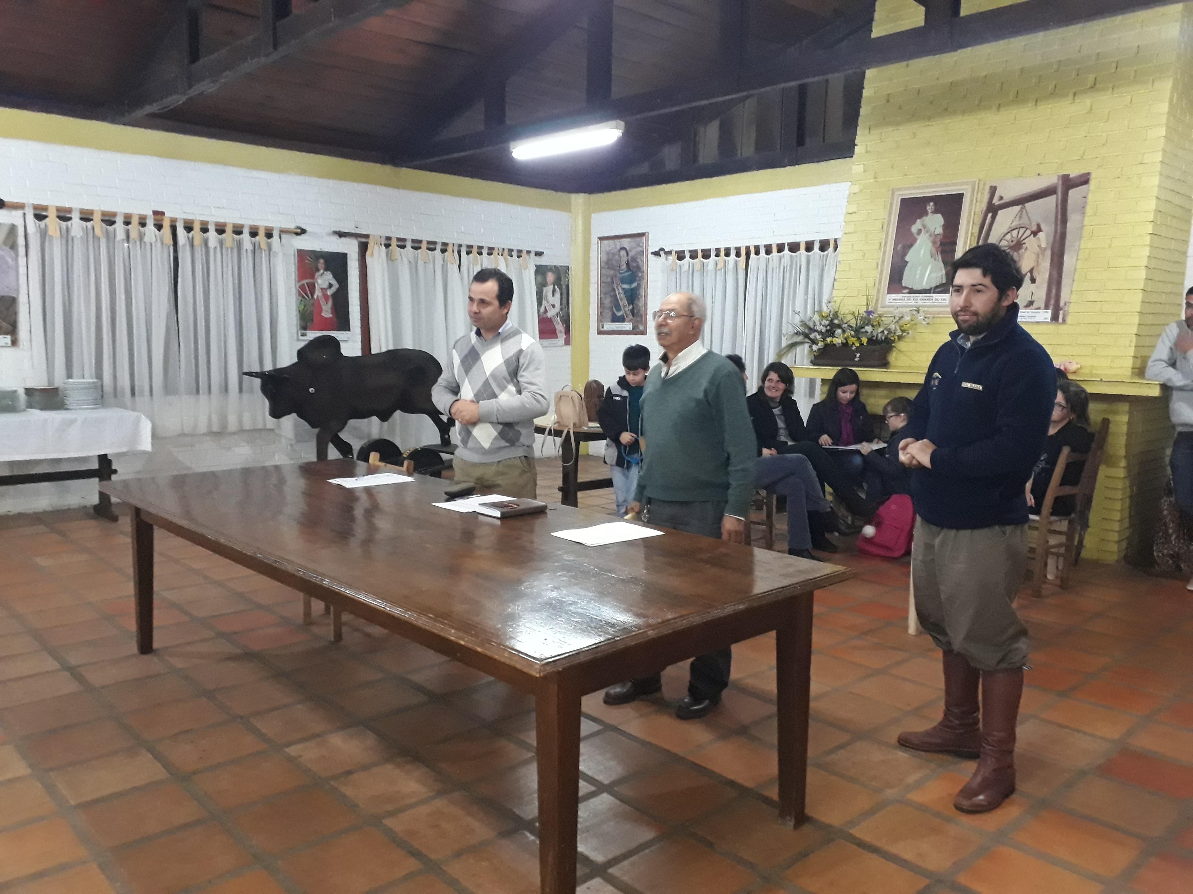 DEFINIDAS DATAS DO CAMPEONATO DE LAÇO