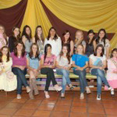 XXXII Fandango da Prenda Jovem – Novembro de 2012
