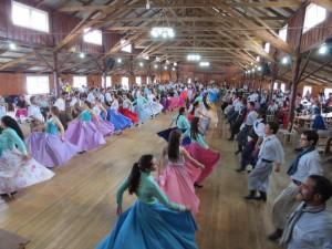 Mais de 40 entidades tradicionalistas participaram do Curso de Dança