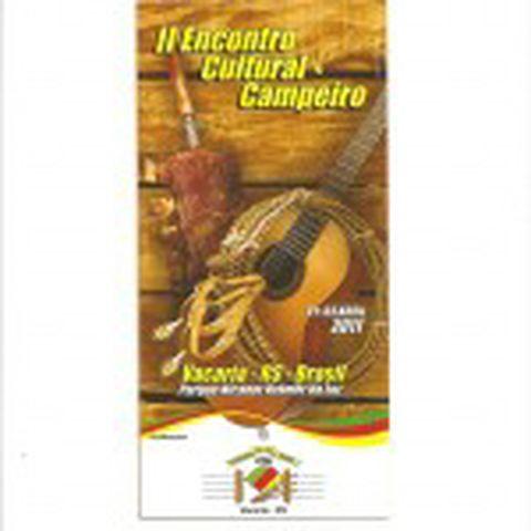 II Encontro Cultural e Campeiro – 2011